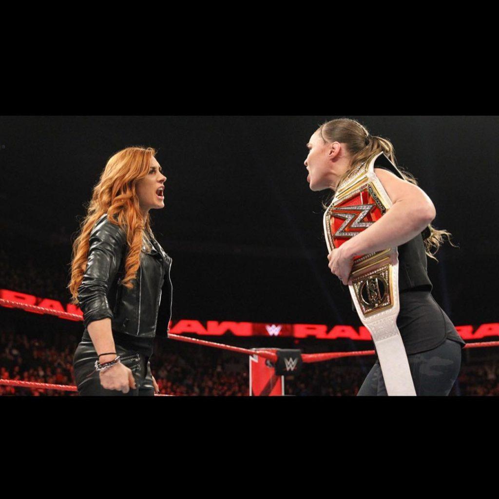 Este sería el regreso de Ronda Rousey a la WWE