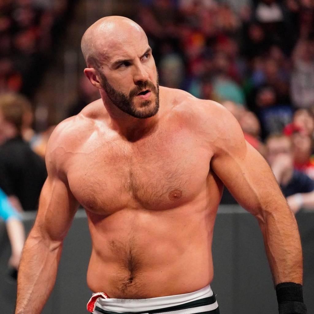 Cesaro y su participación en NXT UK