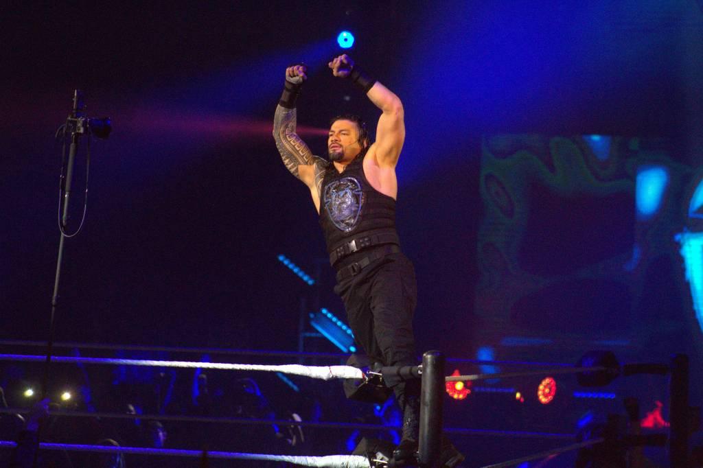 Las impresionantes imágenes del WWE Live Bogotá