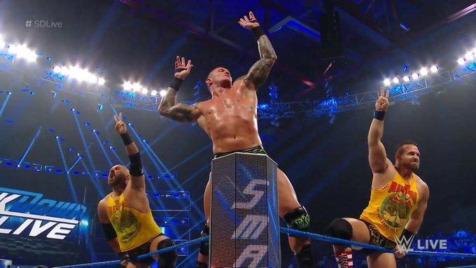 WWE Smackdown Live y los resultados del 02 de septiembre de 2019