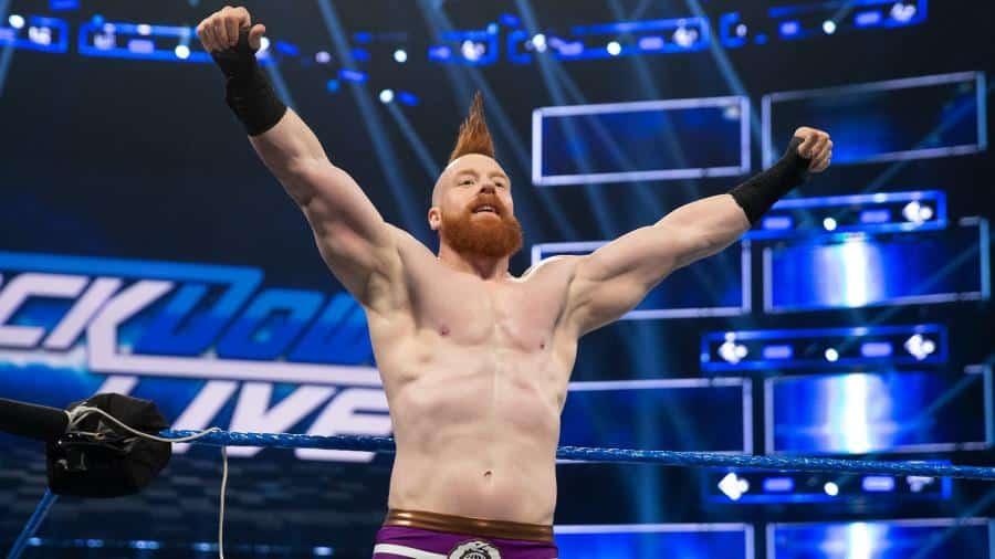 Sheamus y su regreso a la WWE