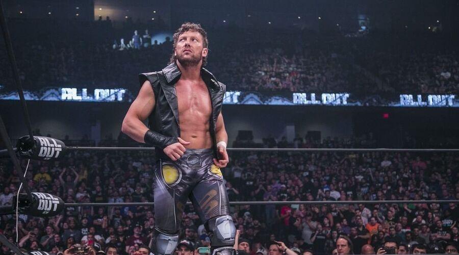 Kenny Omega habla de la guerra entre AEW y NXT