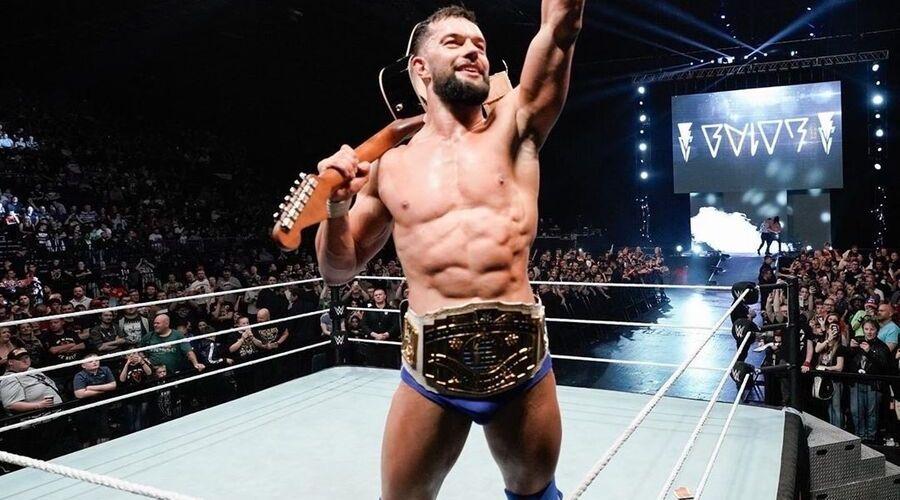 Finn Balor así regresa a NXT