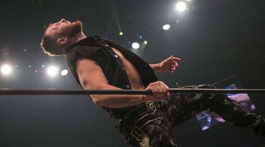 Jon Moxley habla sobre la WWE y su ingreso a AEW