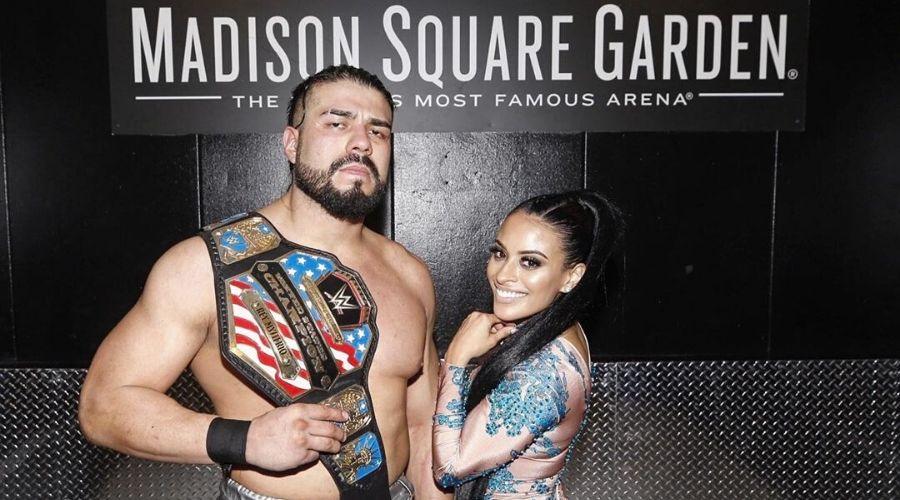 Andrade Campeón de los Estados Unidos