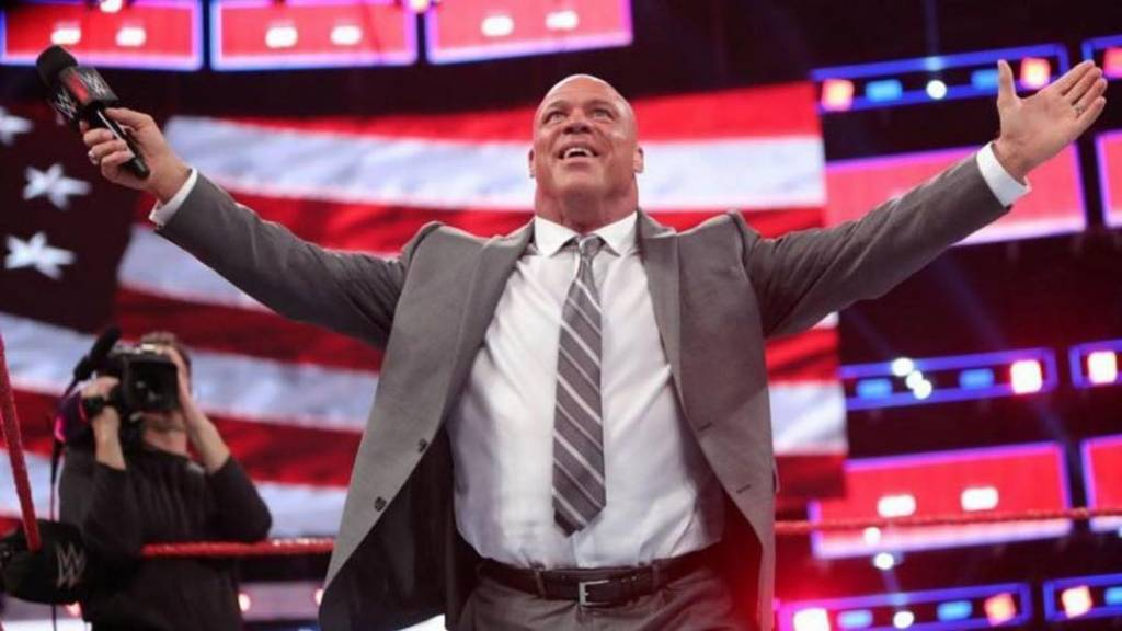 Kurt Angle y su carrera en WWE