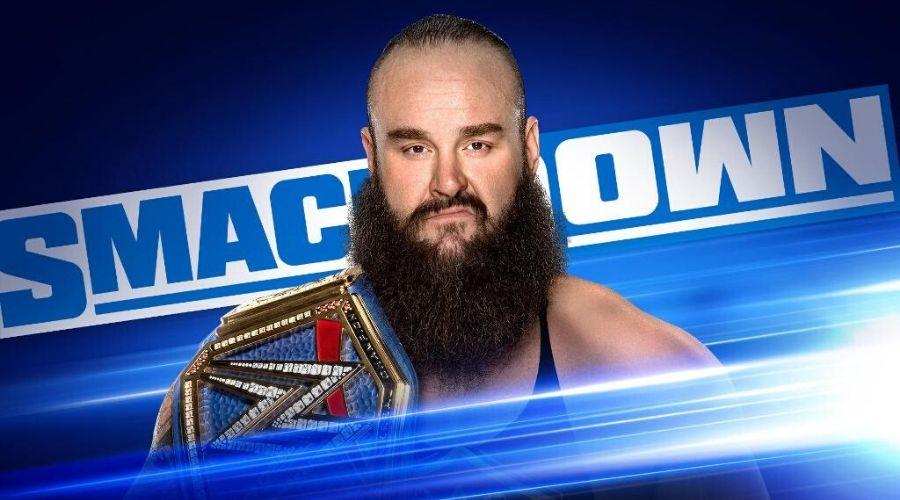 WWE SmackDown del 10 de abril de 2020