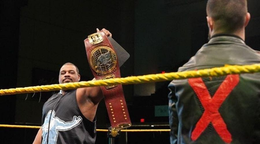 Keith Lee Campeón