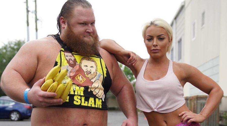 Mandy Rose convenció a Vince McMahon de su historia con Otis