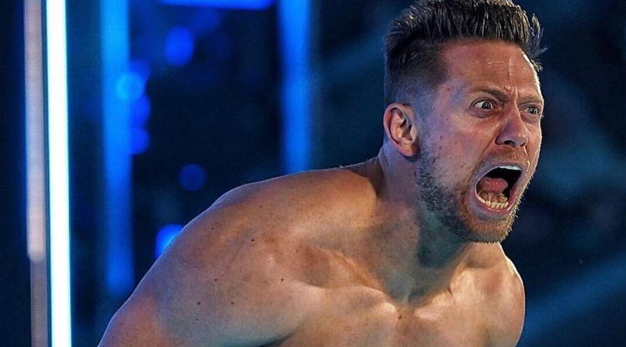 The Miz quiere volver a ser Campeón de la WWE
