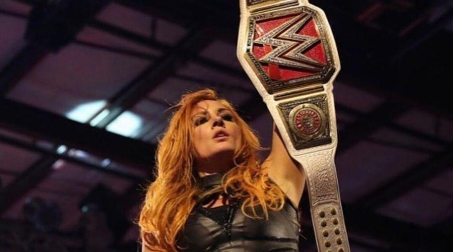 Becky Lynch es la campeona con el reinado más largo