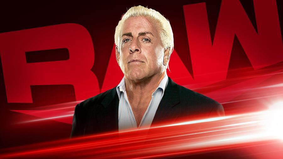 Ric Flair en Raw del 15 de junio de 2020