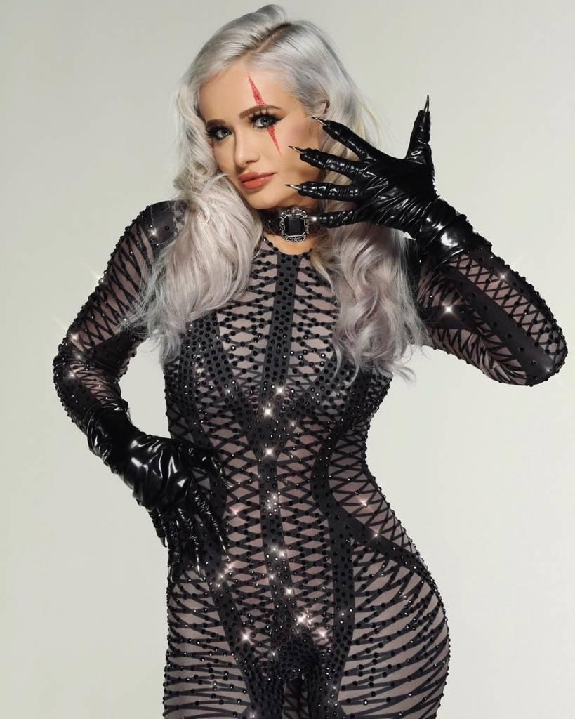 Scarlett 'ángel de la muerte' NXT - Ph Instagram Scarlett - wrestlingadictos.com