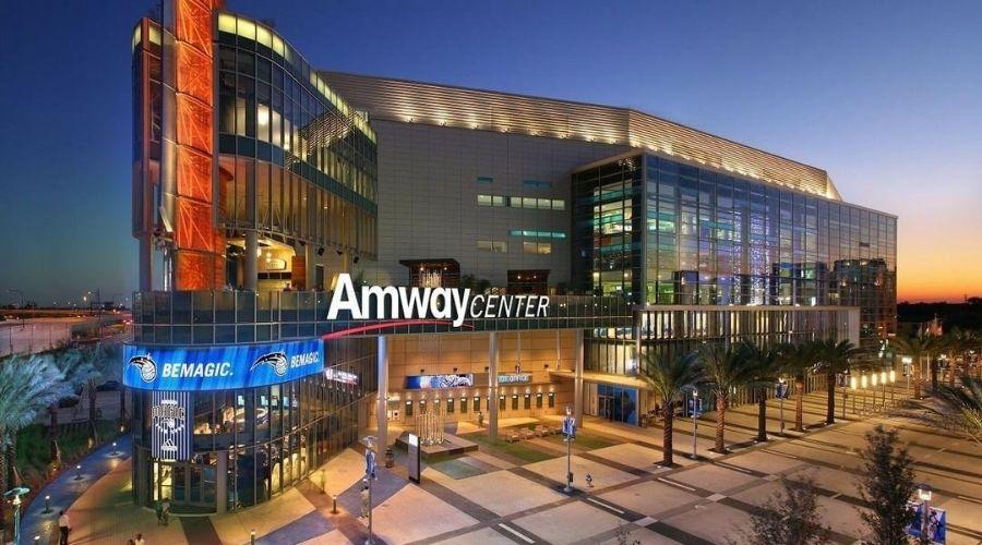 La cifra que está pagando la WWE al Amway Center-Ph. Instagram Amway Center- wrestlingadictos.com