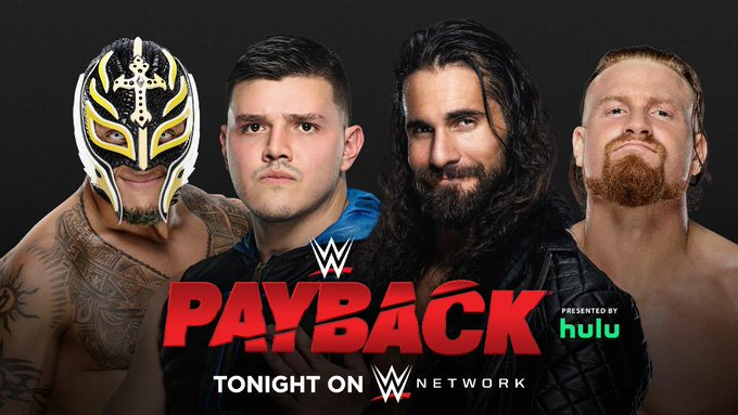 Payback 2020 lucha