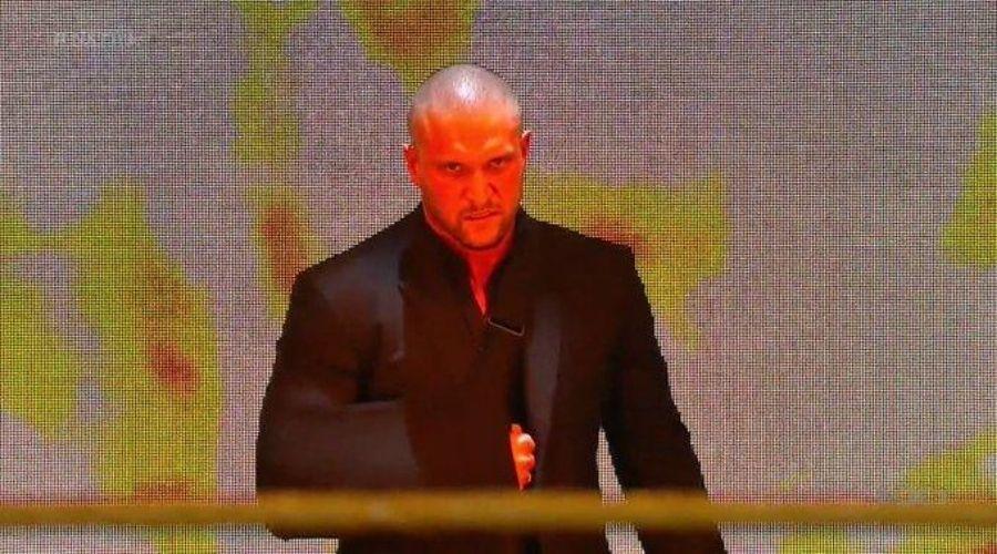 Karrion Kross renuncia al Campeonato de NXT- WWE-Ph. Twitter WWE- wrestlingadictos.com
