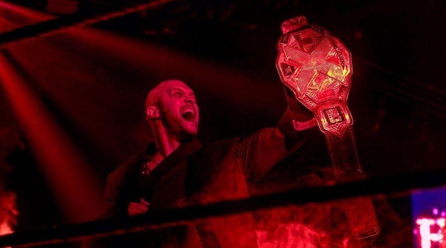 Esto es lo que piensa Triple H de Karrion Kross-NXT-Ph: Instagram Karrion Kross-www.wrestlingadictos.com