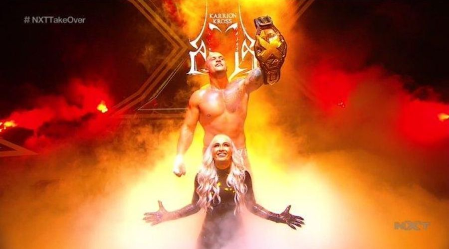 Resultados de NXT TakeOver: XXX del 22 de agosto de 2020-WWE-Ph. Twitter WWE NXT- wrestlingadictos.com