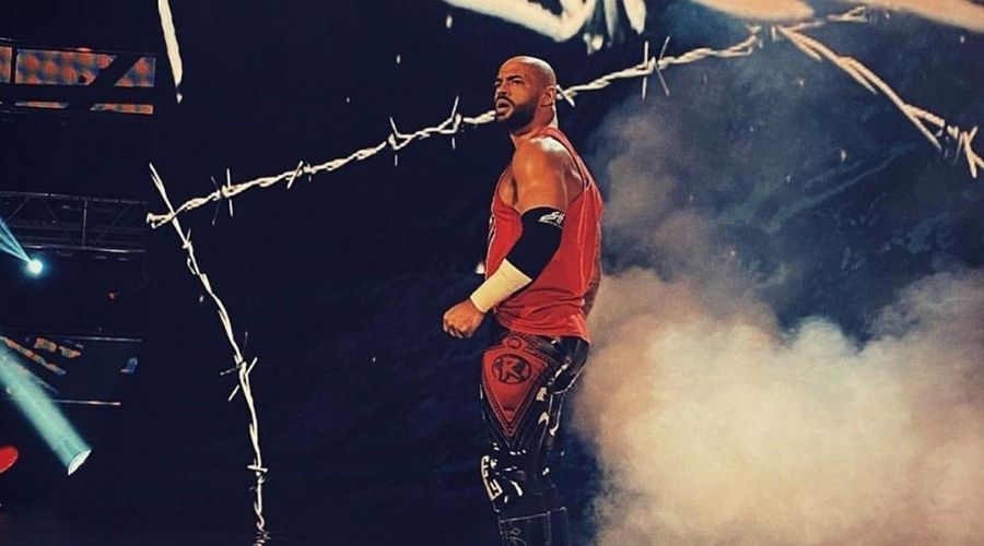 Ricochet podría abandonar la WWE e ir a AEW-WWE-AEW-Ph. Instagram Ricochet-wrestlingadictos.com