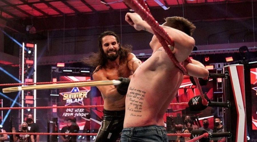 Estipulación para el combate de Rollins vs Dominik Mysterio es anunciada-WWE-Ph. Instagram WWE-wrestlingadictos.com