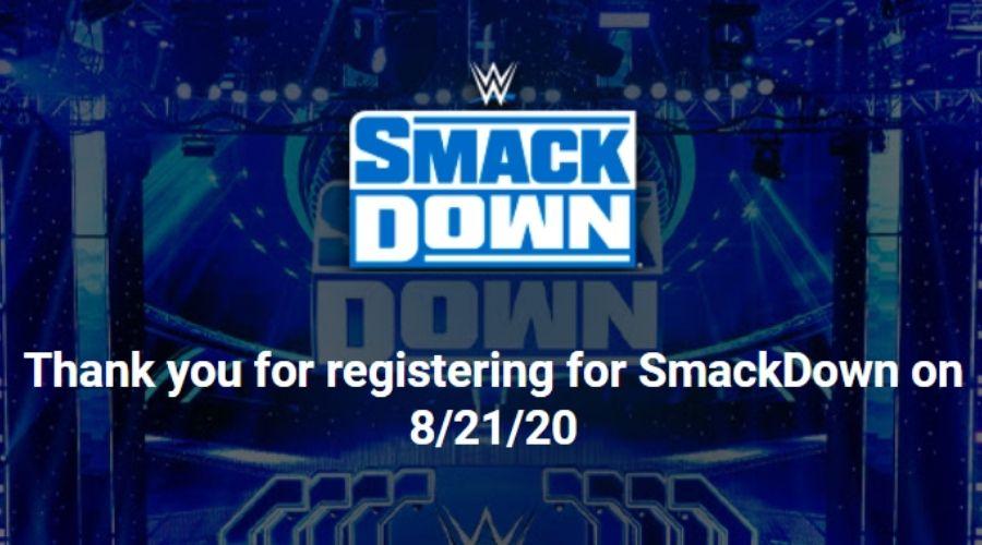 WWE Thunderdome se agotan en tiempo récord los asientos virtuales- WWE- Imagen de WWE-wrestlingadictos.com