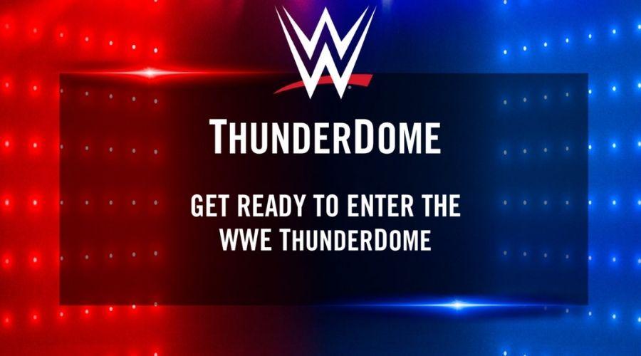 WWE ThunderDome traerá de regreso a los fanáticos-WWE-Créditos: Imagen de la WWE- wrestligadictos.com