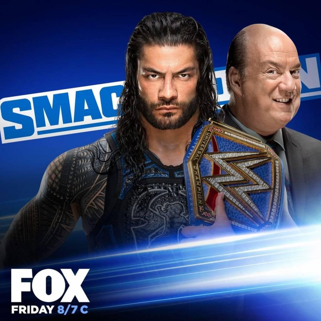 Roman Reigns y Paul Heyman WWE SmackDown-Ph: Instagram WWE-www.wrestlingadictos.com