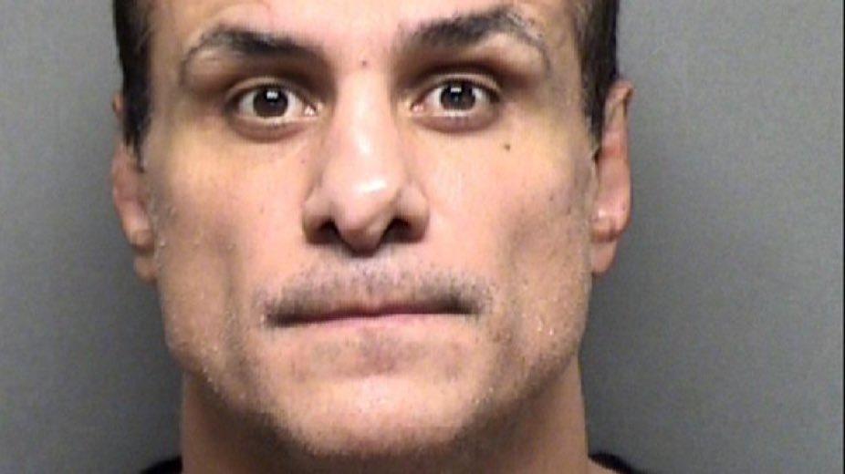 Alberto Del Rio años en prisión