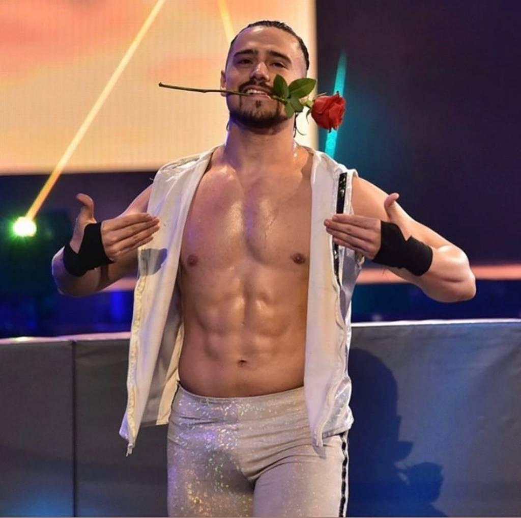 Angel Garza y Andrade la WWE ya tendría lo siguiente para los mexicanos
