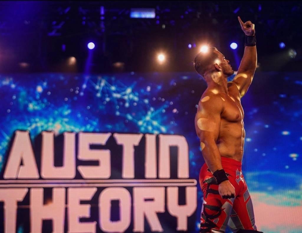 Austin Theory renuncia NXT