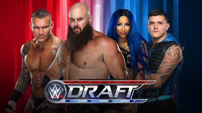 WWE Draft 2020 superestrellas disponibles