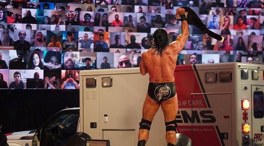Drew McIntyre rompe personaje  y sus declaraciones  Randy Orton