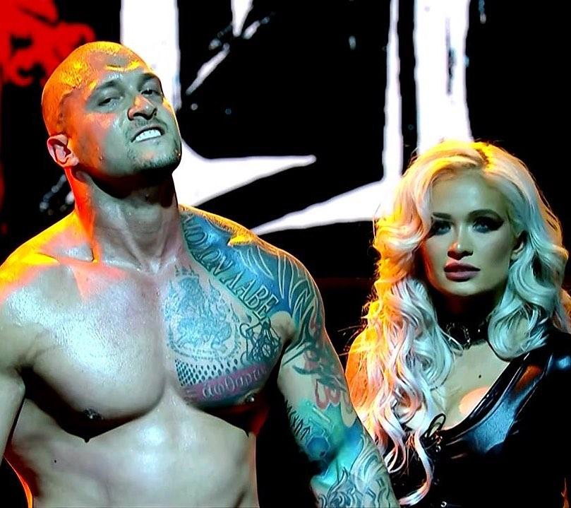 Scarlett habla sobre el regreso de Karrion Kross a NXT