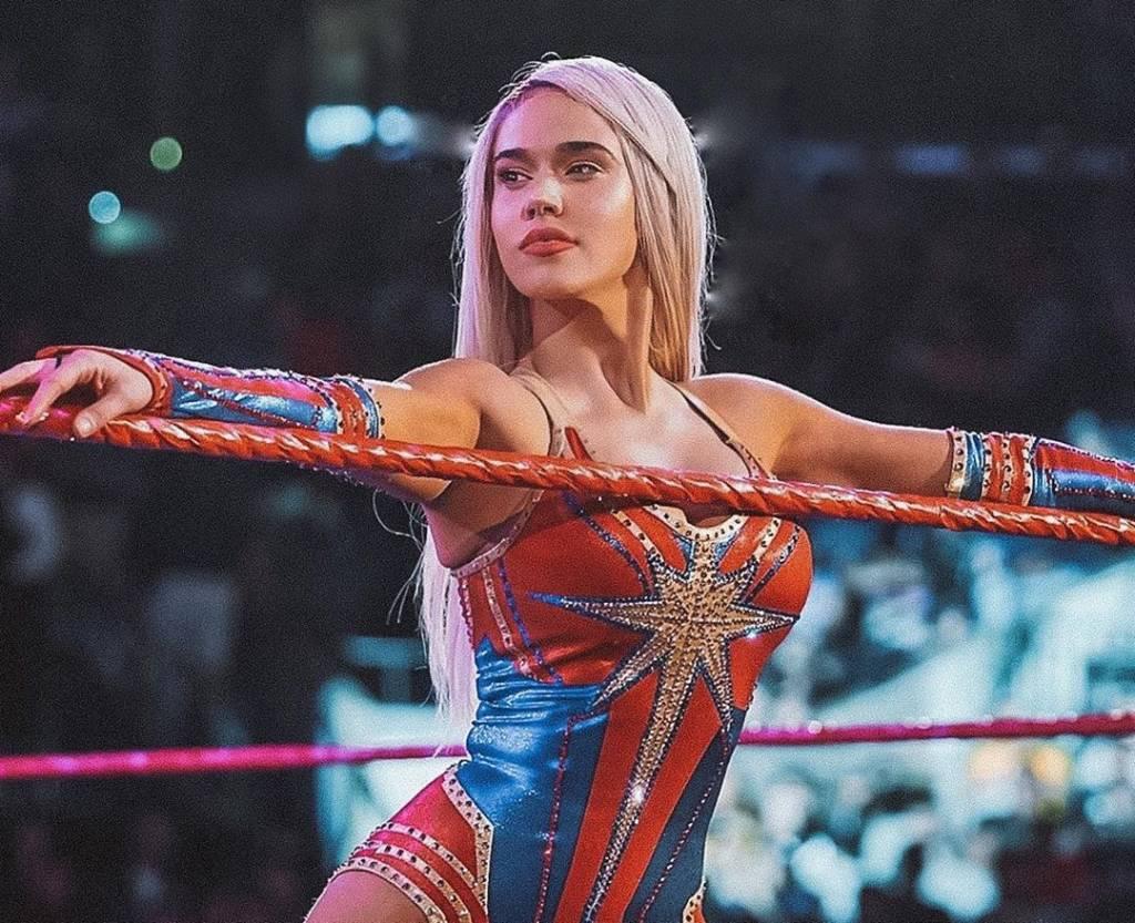 Miro habla del desempeño de Lana WWE