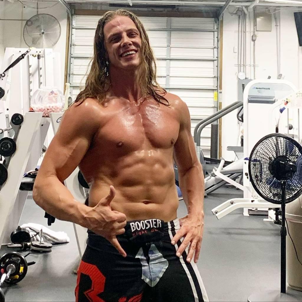 Matt Riddle causa demanda contra la WWE