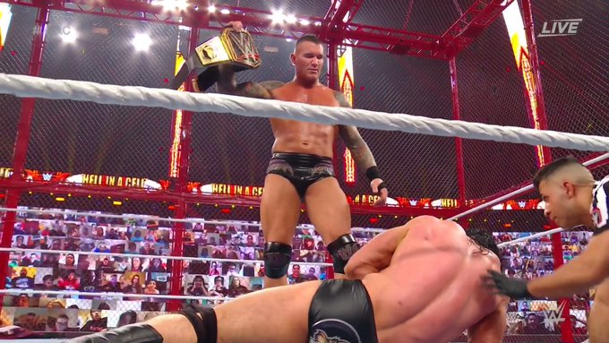 Randy Orton conquista por 14 vez el Campeonato de la WWE