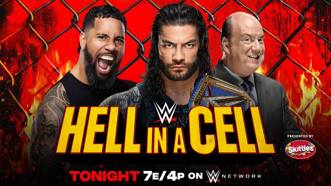 WWE Hell in a Cell 2020 resultados