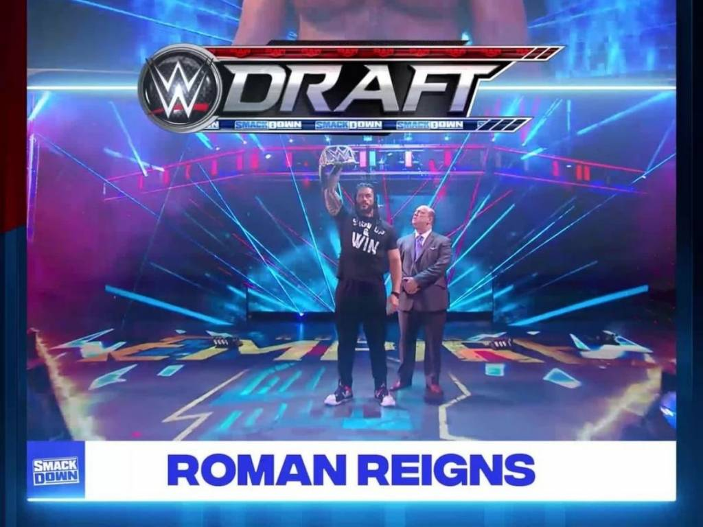 Roman Reigns sorprende con nuevo movimiento