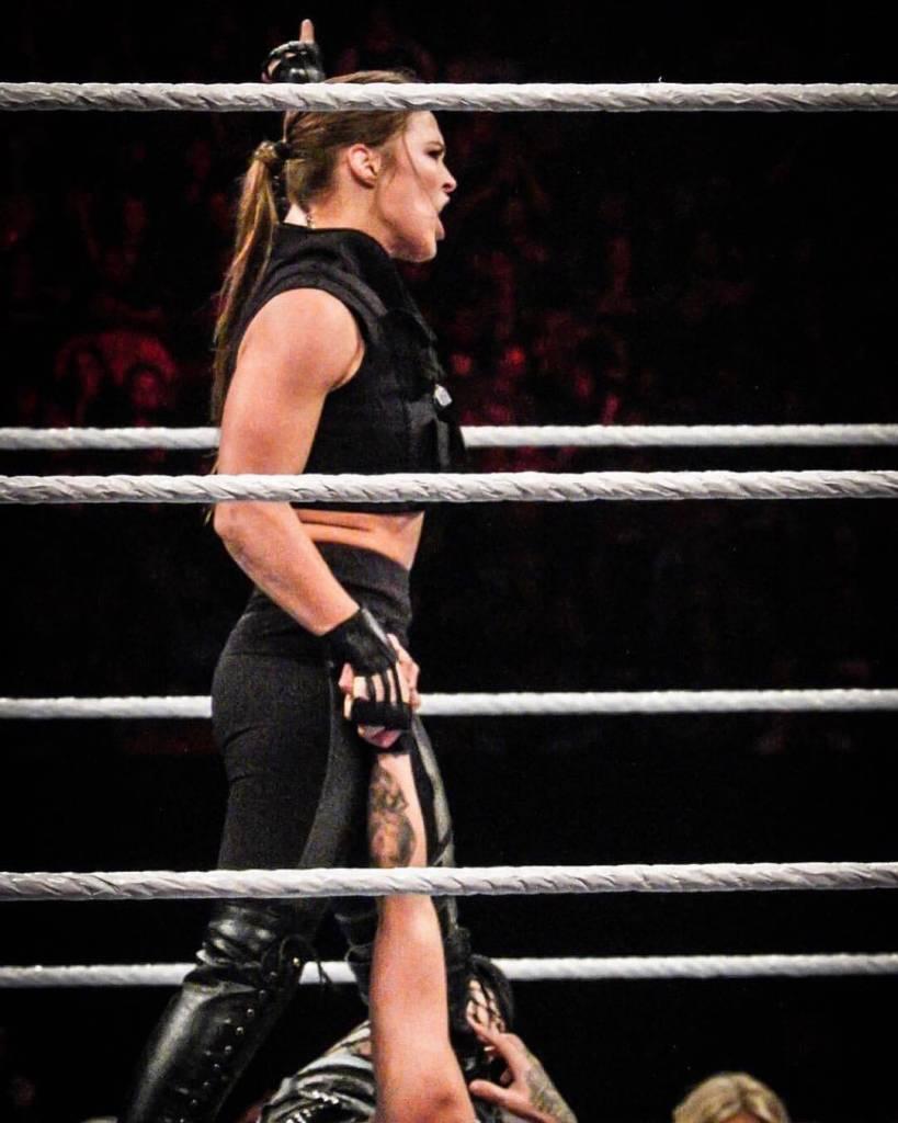 El posible regreso de Ronda Rousey a la WWE