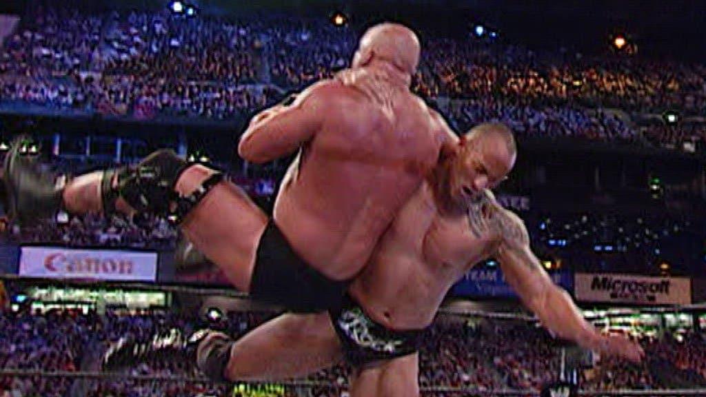 Triple H elige The Rock vs Stone Cold en WWE