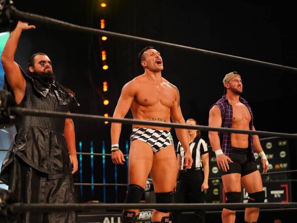 Ex luchador NXT revela bajo salario