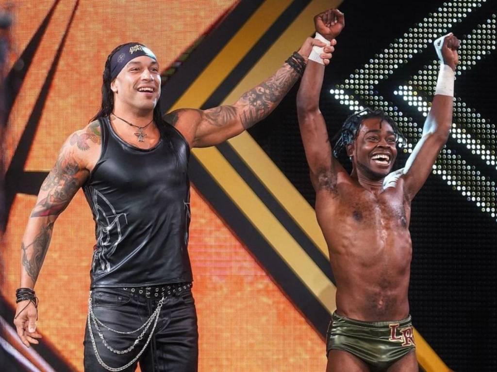 Leon Ruff campeón norteamericano NXT por qué