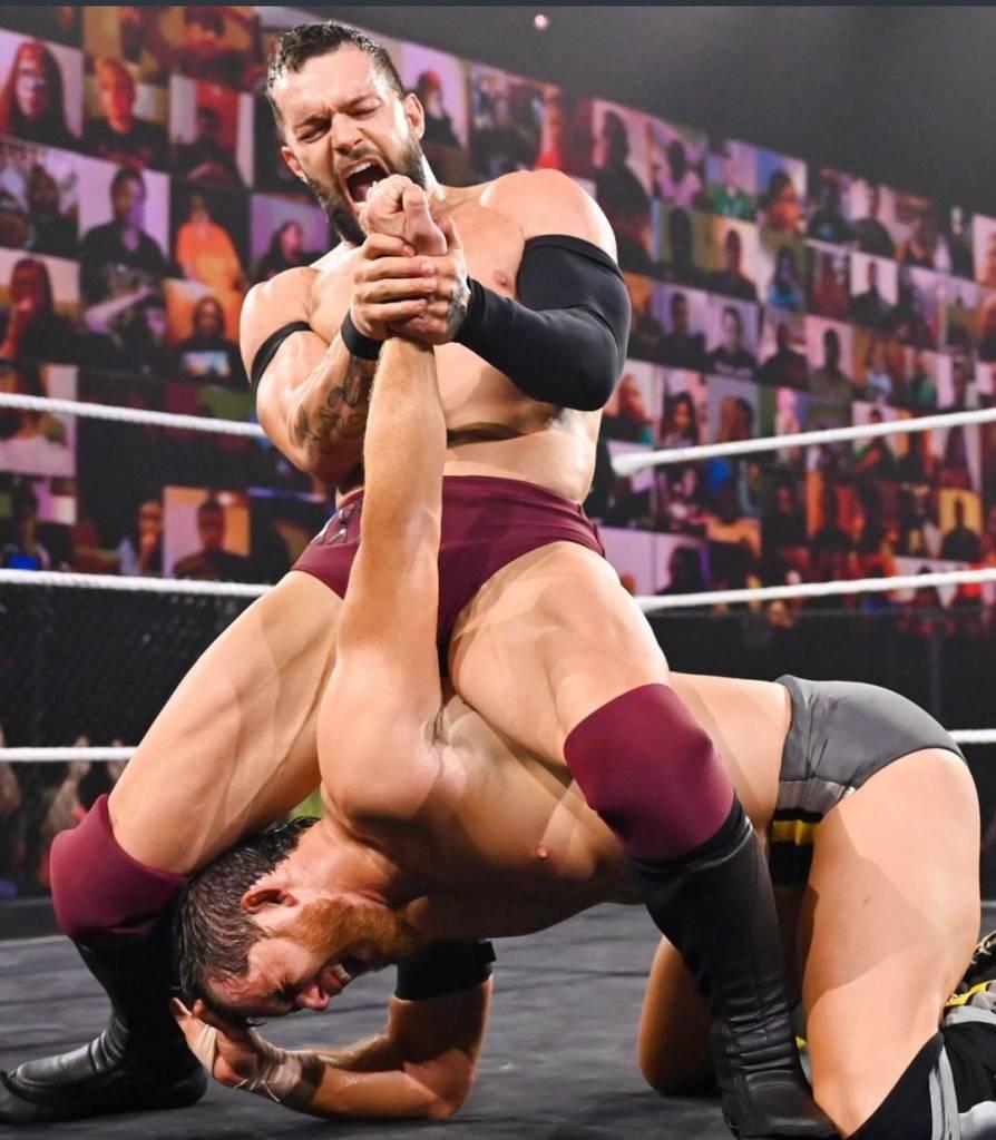 Finn Bálor regreso NXT