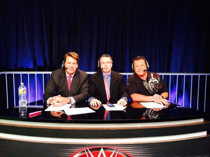 Michael Cole confirma dato Vince McMahon WWE
