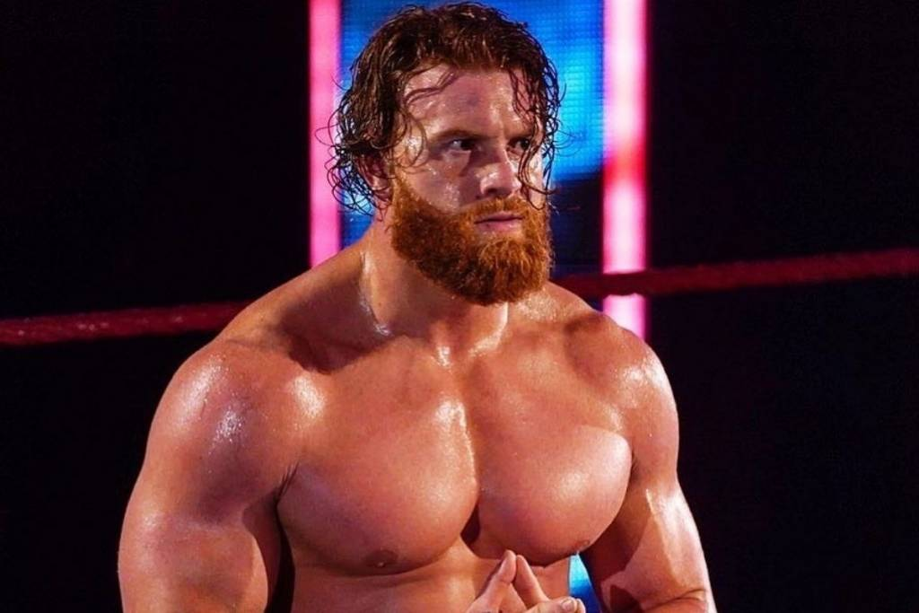 Murphy Aalyah Mysterio WWE