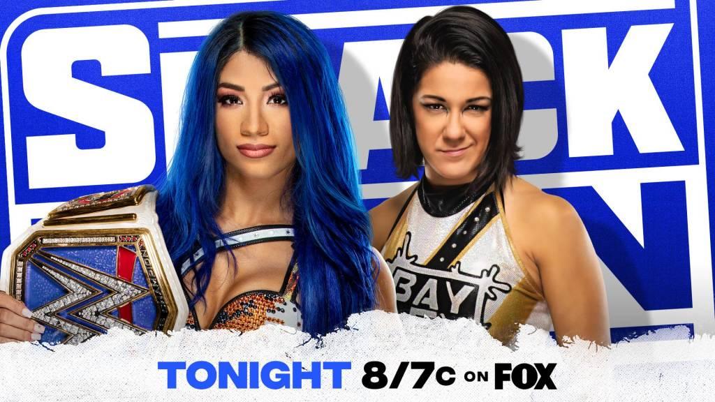 WWE SmackDown previa 06 de noviembre 2020