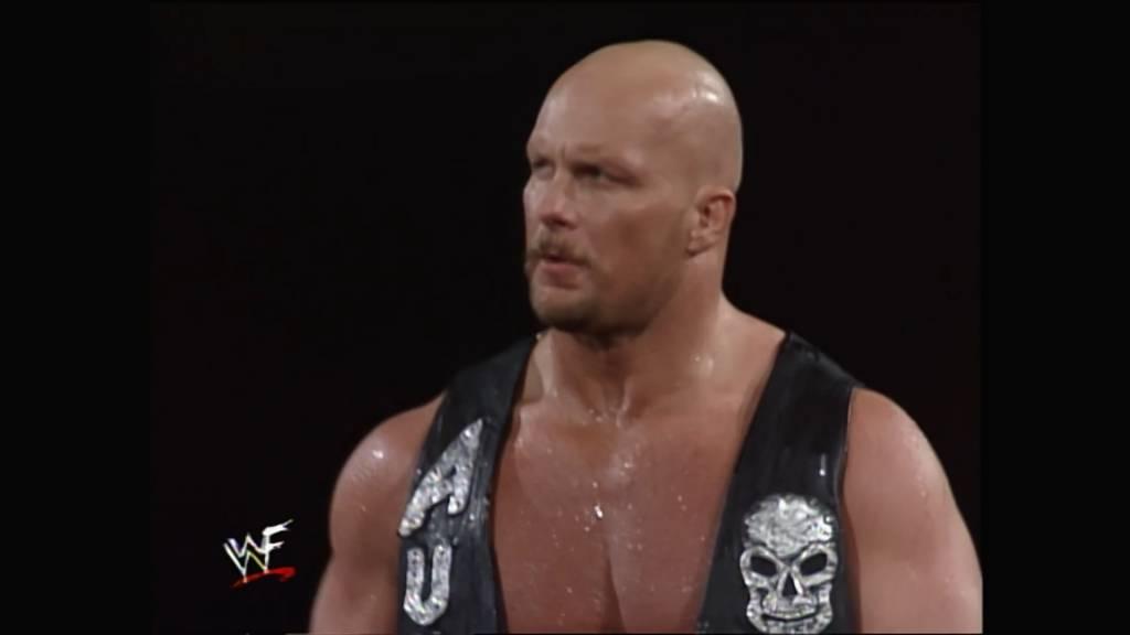 Stone Cold joven Vince McMahon  creyó