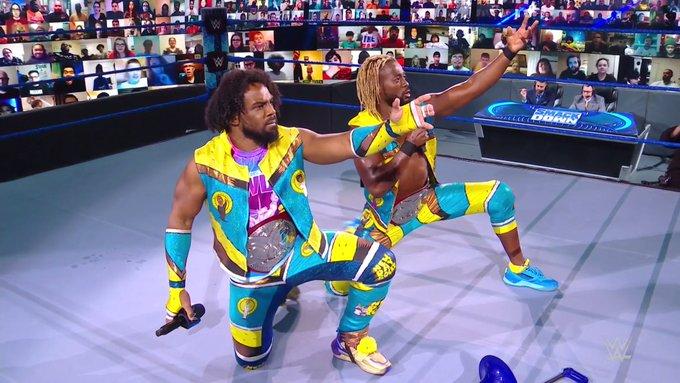 WWE SmackDown 20 de noviembre de 2020 resultados