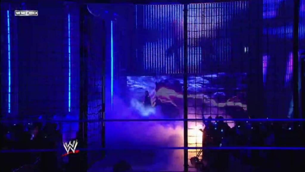 The Undertaker detalles Elimination Chamber 2010