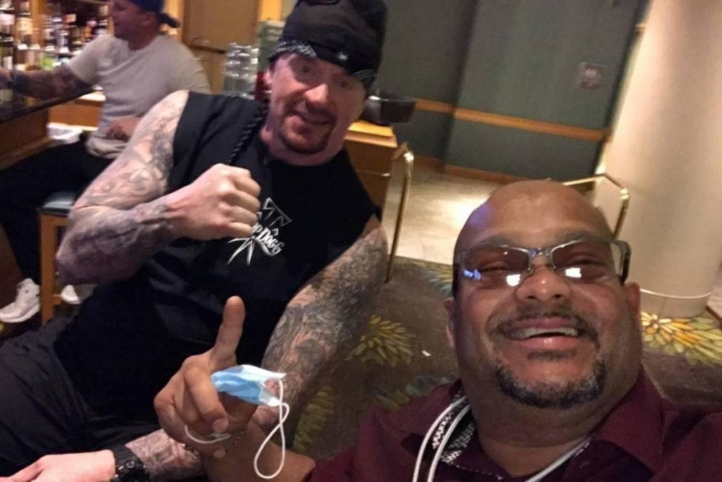 Savio Vega Colombia Undertaker